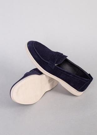 Туфли нат.замша2 фото