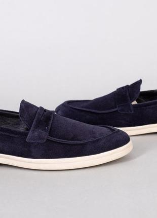 Туфли нат.замша4 фото