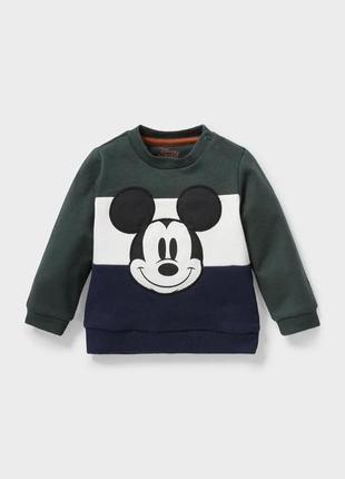 Стильный реглан кофта свитер c&a 98 р