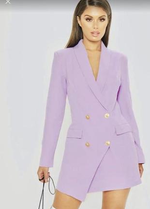 Платье пиджак plt