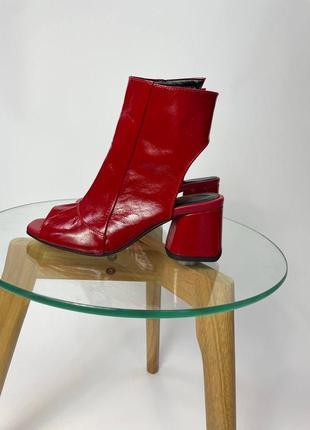 Туфли ботинки босоножки ботильоны летние женские любой цвет2 фото