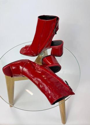 Туфли ботинки босоножки ботильоны летние женские любой цвет3 фото
