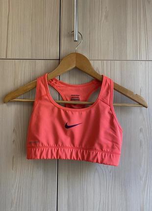 Nike топ
