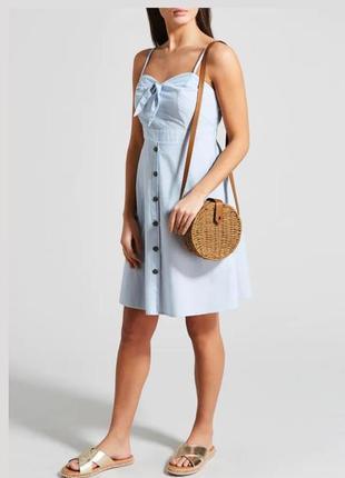 Круглая плетёная сумочка 🤎