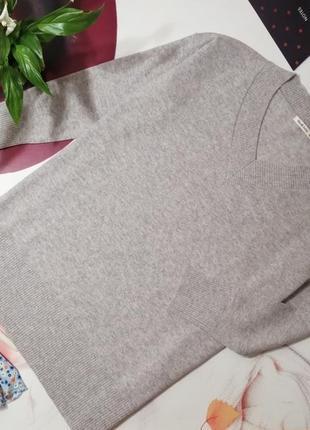 Пуловер оверсайз woolovers, натуральный кашемир, размер xl/xxl