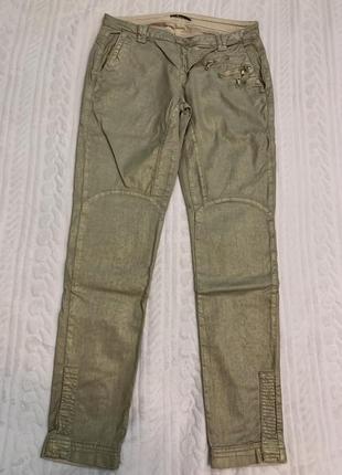 Очень крутые брюки, джинсы дорогого бренда patrizia pepe