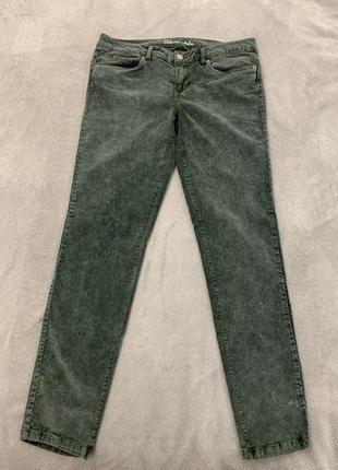 Вельветовые джинсы aeropostale