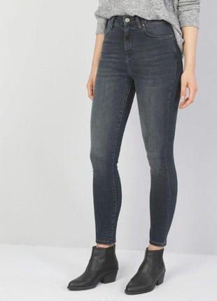 Женские джинсы демисезонные узкие,стрейч,оригинал colin's