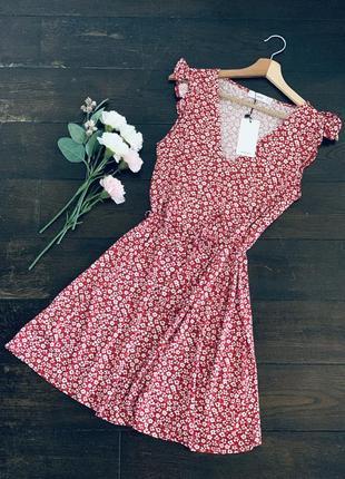 Mango легкое летнее платье,акционная цена 400 грн