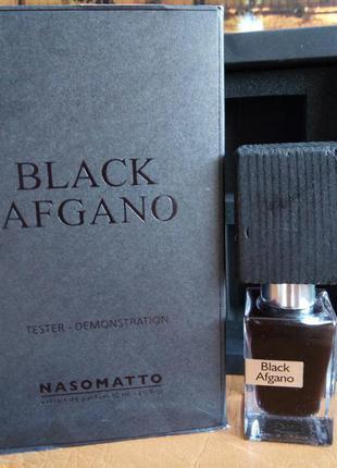 Nasomatto black afgano 30 ml tester , парфюмированная вода