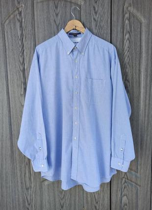 Рубашка tommy hilfiger 100% хлопок