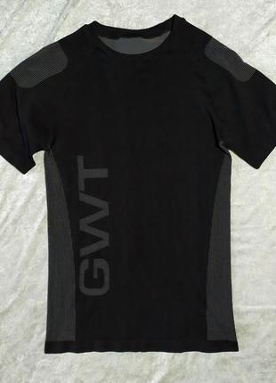 Термо футболка gwt компрессионная мужской l-xl