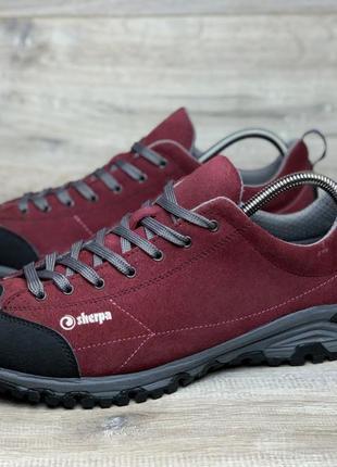 Оригинальные треккинговые кроссовки sherpa dolomite vibram ( 41-42р 26.5см)