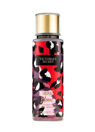 Парфюмированный спрей victoria's secret secret bloom fragrance mist