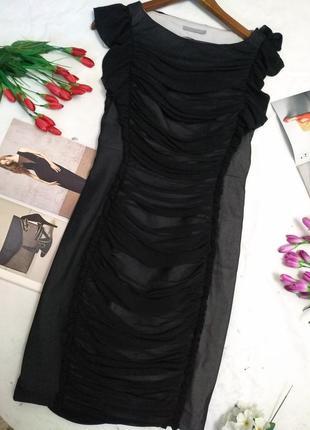 Вечернее  платье сарафан  в готическом стиле