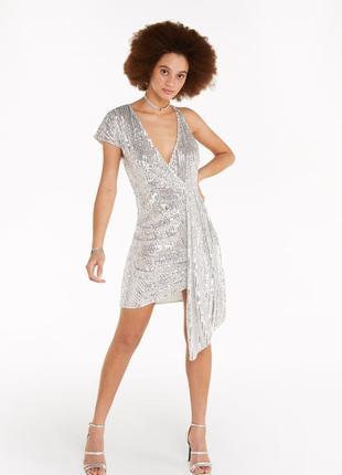 Жіноче плаття з паєтками patrizia pepe
