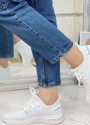 Стильные кроссовки цвет - white