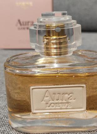 Loewe aura оригинал 40 мл остаток