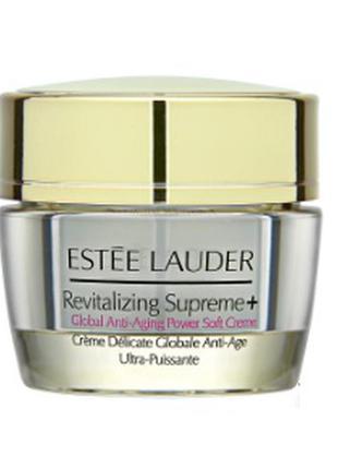Крем для сохранения молодости кожи estee lauder revitalizing supreme anti-aging creme