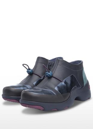 Новые кожаные кроссовки camper ботинки кожа ultralight кэмпер