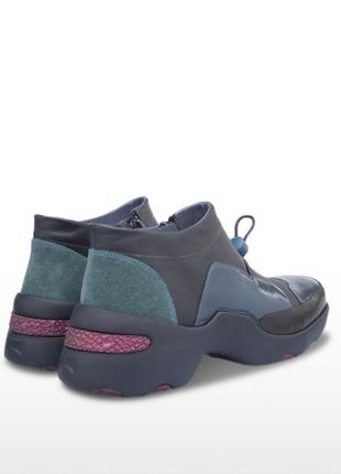 Новые кожаные кроссовки camper ботинки кожа ultralight кэмпер3 фото