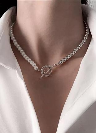 Стильный  чокер ожерелье