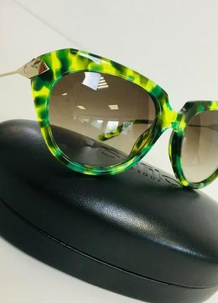 Новые яркие солнцезащитные очки alexander mcqueen оригинал маквин