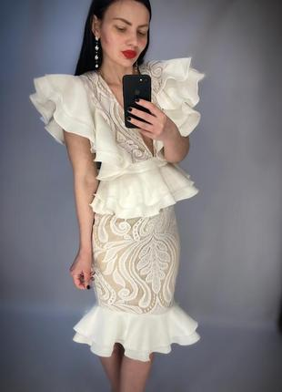 Очень красивое платье plt