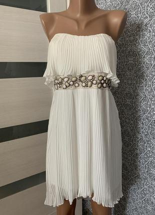 Шикарное коктейльное платье jane norman