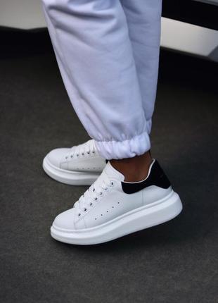 Кросівки white black кроссовки