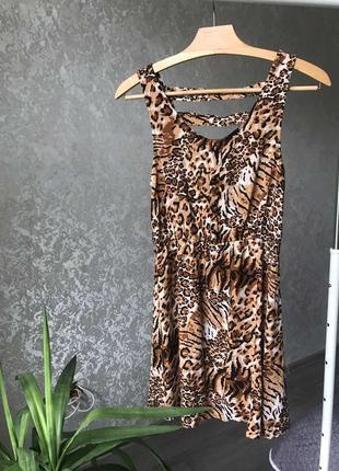 Итальянское лёгкое платье