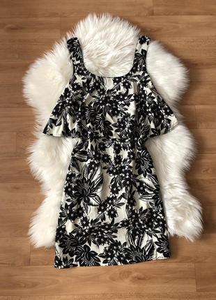 Летнее вискозное платье сукня плаття на лето сарафан
