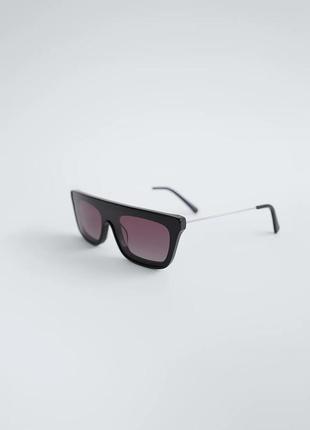 Очки солнцезащитные с чехлом zara2 фото