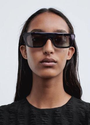 Очки солнцезащитные с чехлом zara3 фото