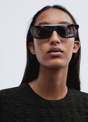 Очки солнцезащитные с чехлом zara4 фото
