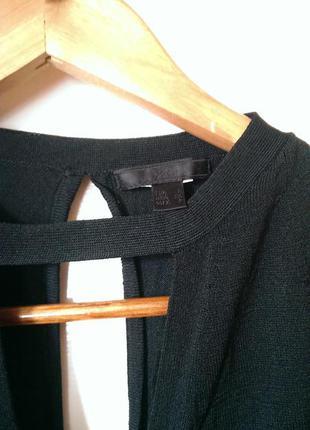 Трендова блуза/ майка-чокер з запахом від mng, на р. s