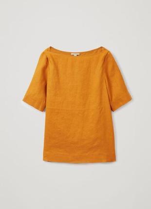 Топ блуза из конопли р.xs или s