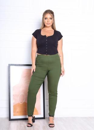 Женские джинсы джеггинсы