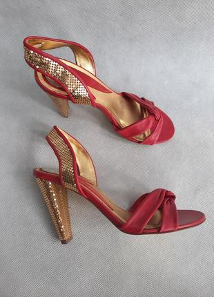 Босоножки туфли miss sixty