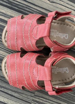 Нові дитячі босоніжки callaghan