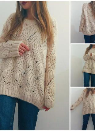 Нежнейший свитер оверсайз