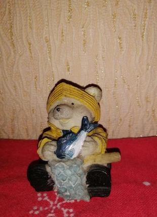 Статуэтка мишка тедди