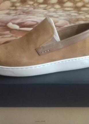 Слипоны туфли   ugg мужские 41 размер в наличии
