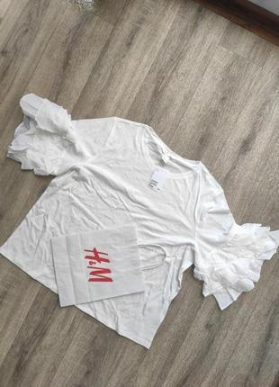 Блуза хб h&m
