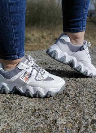 Стильні жіночі кросівки !!! на повномірні р-ри 36-382 фото