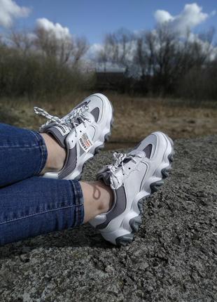 Стильні жіночі кросівки !!! на повномірні р-ри 36-383 фото