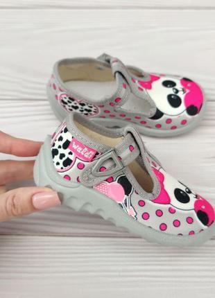 Мягкие удобные тапочки, туфельки
