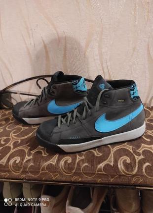 Ботинки кроссовки nike acg blazer gore-tex оригинал 100% черевики