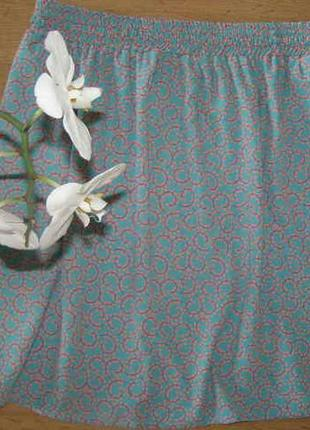 Naf naf летняя юбка 36 размер