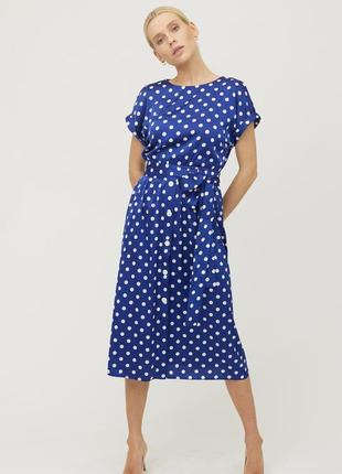 """Платье """"dorothy"""" синий"""